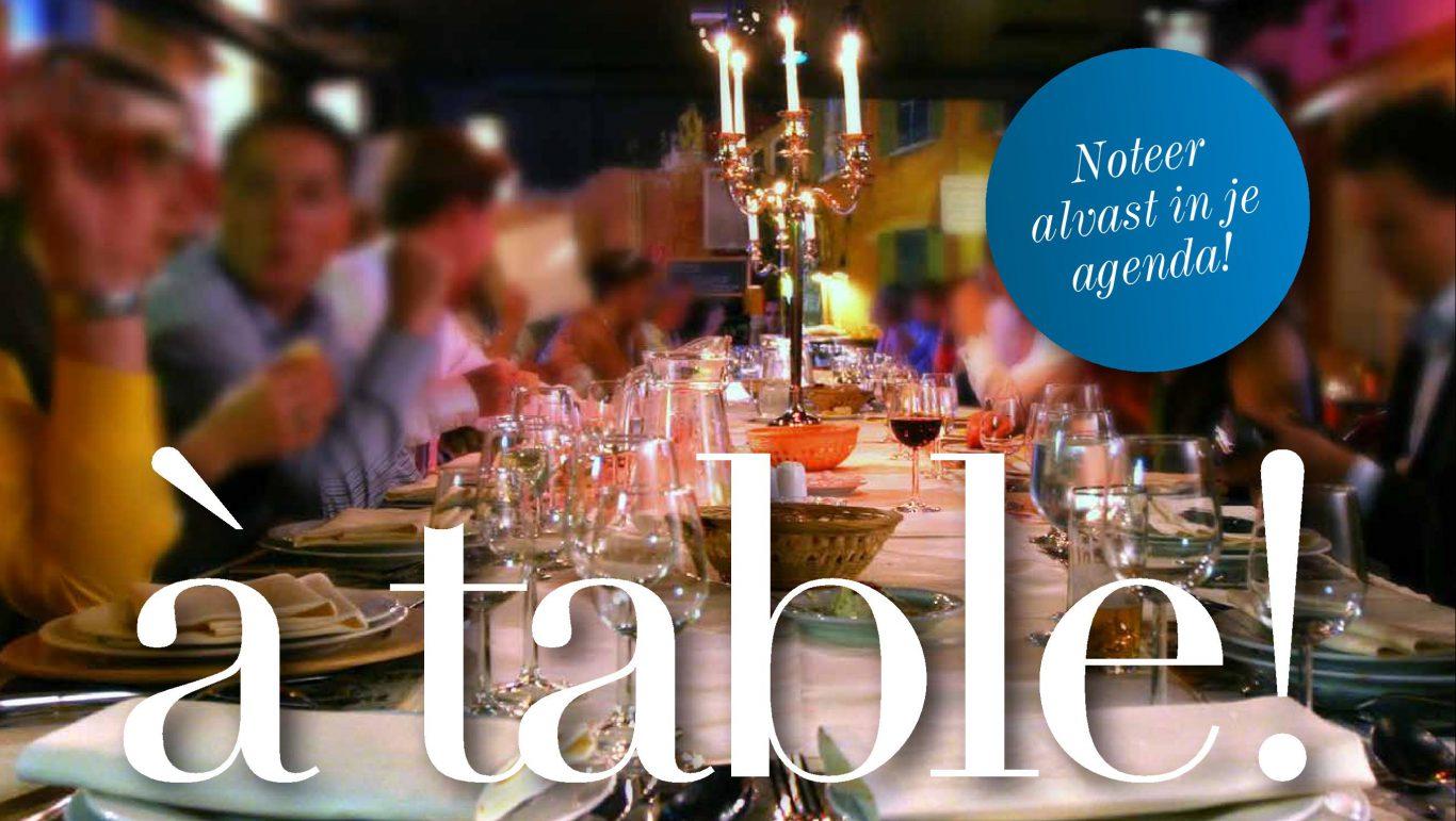 Franse RestaurantDagen
