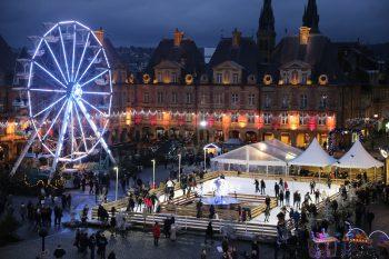 Kerstmarkt Charleville-Mezieres