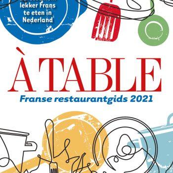 Franse restaurantgids 2021